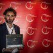 Stefano Gargiulo al Paris Art & Movie Award 2017