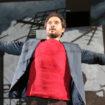 Claudio Santamaria Napoli teatro festival