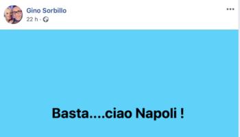 Sorbillo addio Napoli
