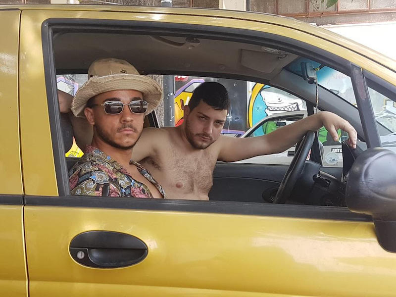 Teduccio On the road