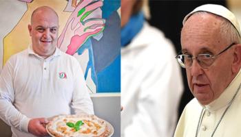 Pizzaiolo del papa