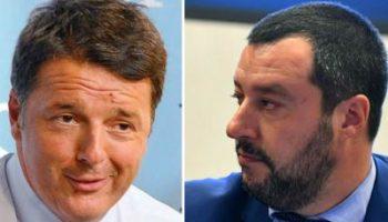 Renzi Vs Salvini