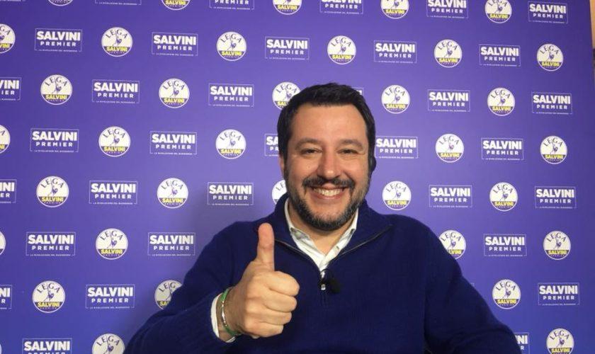 Salvini Lega Campania