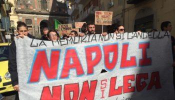 Sardine Napoli non si lega