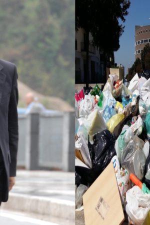 Emergenza rifiuti, De Luca