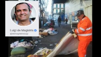 De Magistris Napoli