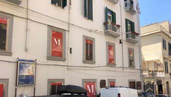 nuovo bookstore Mondadori Vomero