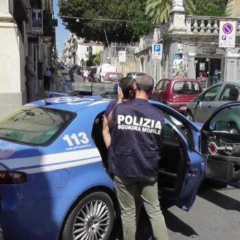 Blitz polizia Caserta