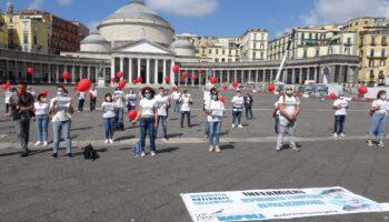Protesta infermieri
