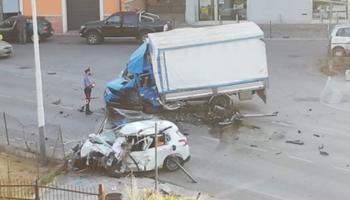 incidente stradale Sala Consilina