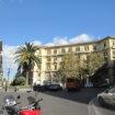Napoli piazza Vanvitelli Vomero