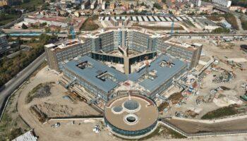 hotel coronavirus ospedale del mare