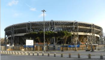 Napoli, stadio San Paolo