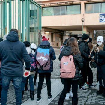 protezione civile riapertura scuole