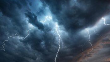 venti e temporali Campania