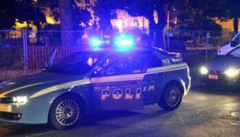 polizia napoli aggredita