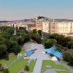 Il progetto del Parco della Marinella a Napoli