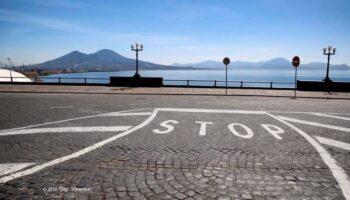 lockdown nazionale Napoli