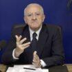 Il Governatore Vincenzo De Luca