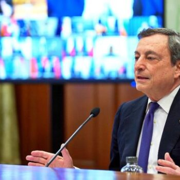 draghi summit ue vaccini