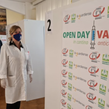 Partiti i vaccini nelle aziende in Campania