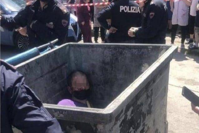 Scampia, uomo pestato e gettato nell'immondizia era stato accusato ingiustamente