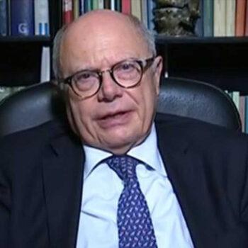 Il virologo Massimo Galli