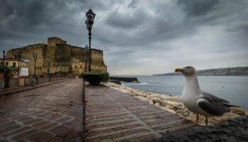 Maltempo Napoli e Campania