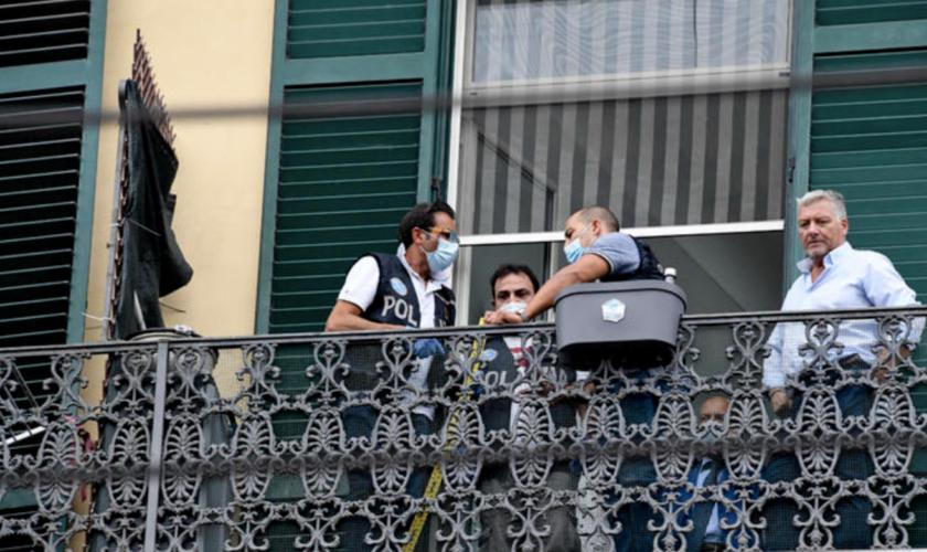 Napoli, Bimbo morto dopo la caduta dal balcone: fermato un uomo per omicidio