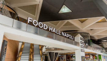 food hall napoli centrale